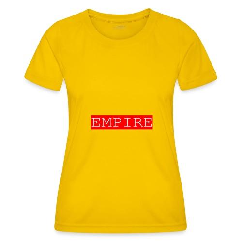 EMPIRE - Maglietta sportiva per donna