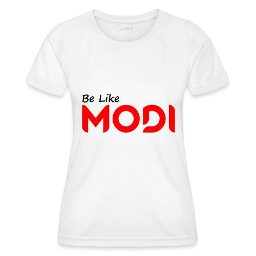 Be Like MoDi - Funkcjonalna koszulka damska