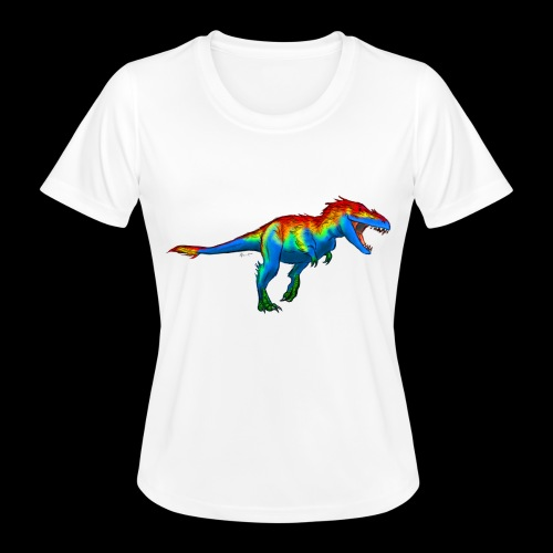T-Rex - Women's Functional T-Shirt