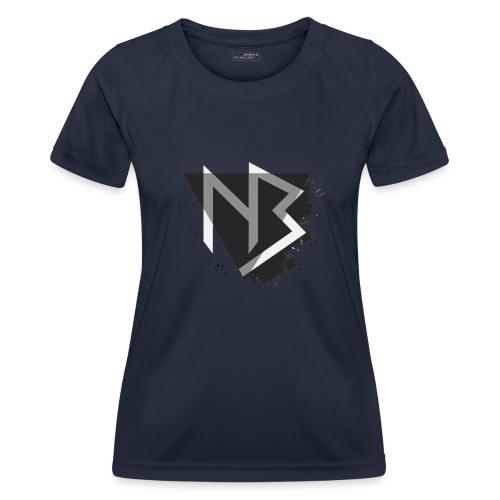 T-shirt NiKyBoX - Maglietta sportiva per donna