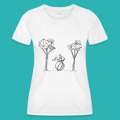 Rotolare_o_capitombolare-01-png - Maglietta sportiva per donna