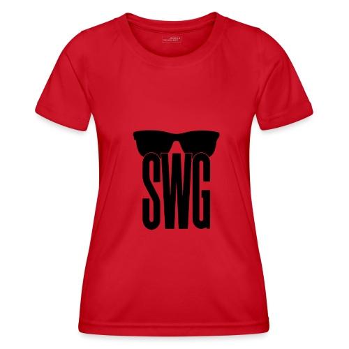 Swag - Functioneel T-shirt voor vrouwen