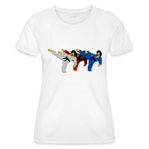 8 bit trip ninjas 2 - Women's Functional T-Shirt