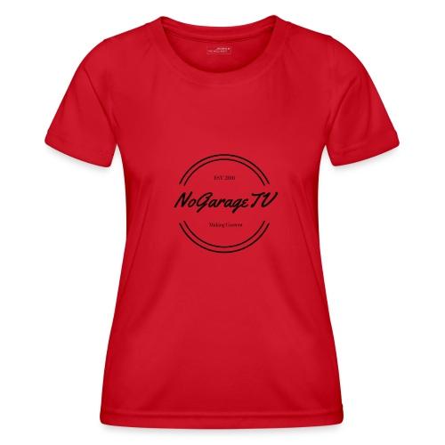 NoGarageTV (3) - Funktionsshirt til damer