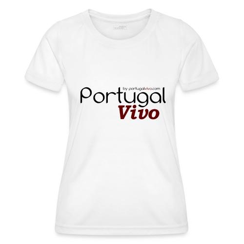 Portugal Vivo - T-shirt sport Femme