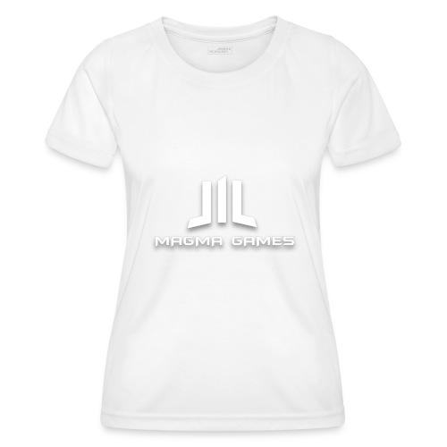 Magma Games t-shirt - Functioneel T-shirt voor vrouwen