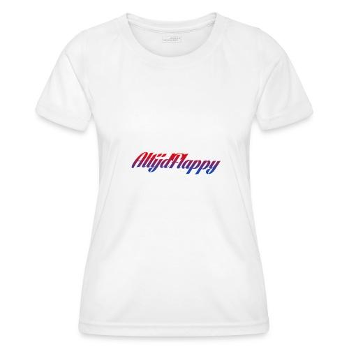 T-shirt AltijdFlappy - Functioneel T-shirt voor vrouwen