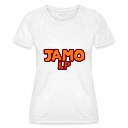 JAMOLP Logo T-shirt - Funktionsshirt til damer