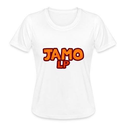 JAMOLP Logo Mug - Funktionsshirt til damer