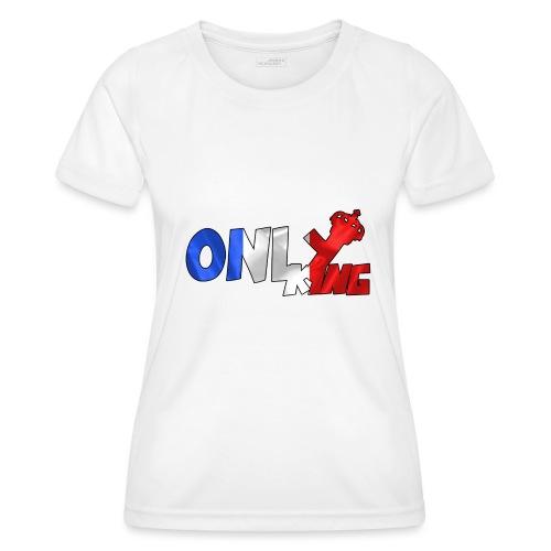 Logo ONLY KING edition francaise - T-shirt sport Femme