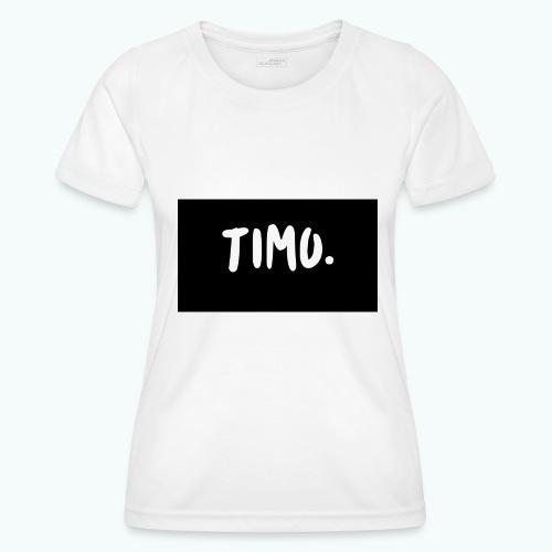 Ontwerp - Functioneel T-shirt voor vrouwen