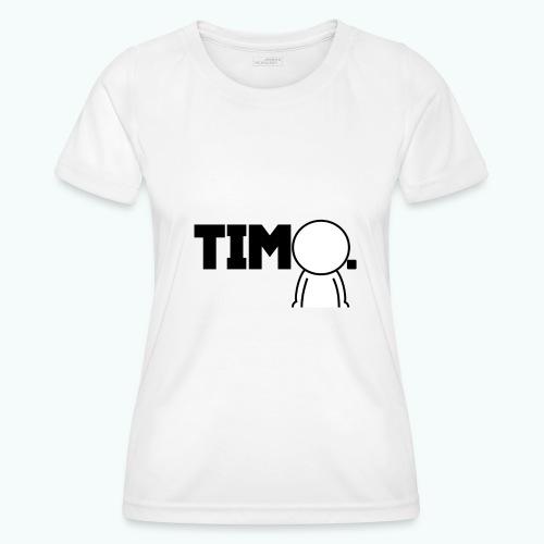 Design met ventje - Functioneel T-shirt voor vrouwen