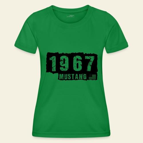 1967 - Funktionsshirt til damer