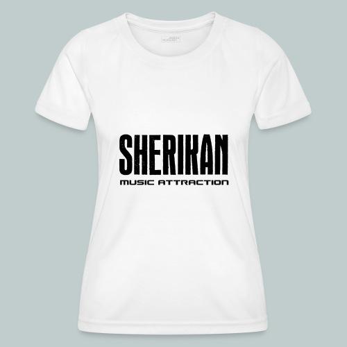 Sherikan - Funktions-T-shirt dam