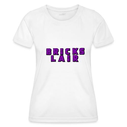 BrickslairLogoMerch - Women's Functional T-Shirt