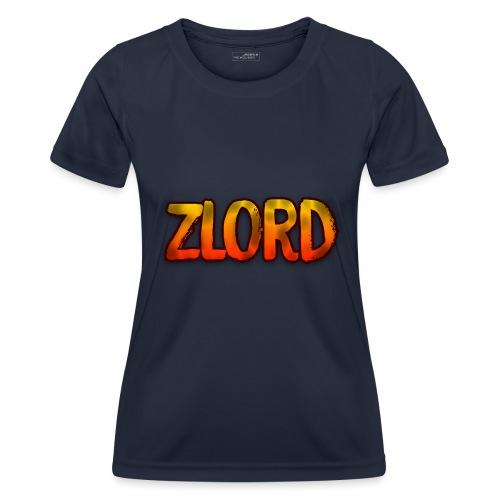 YouTuber: zLord - Maglietta sportiva per donna