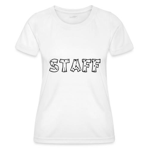 STAFF - Maglietta sportiva per donna