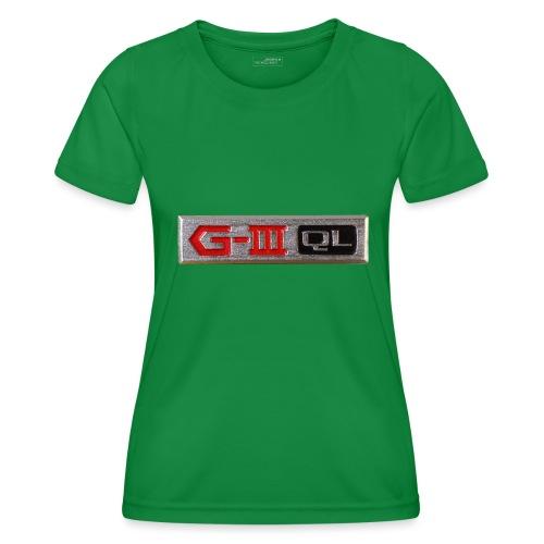 Canonet 17 G III QL - Maglietta sportiva per donna