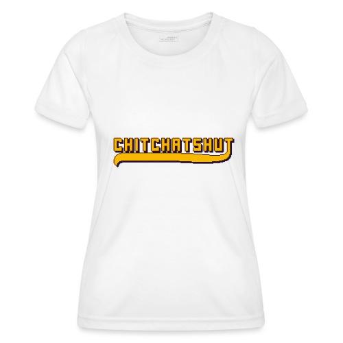 Logo - Women's Functional T-Shirt