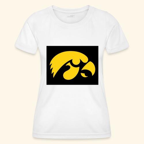 YellowHawk shirt - Functioneel T-shirt voor vrouwen