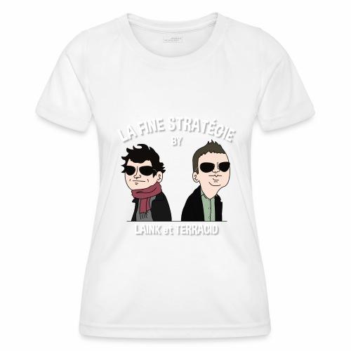 lafinestratégie - T-shirt sport Femme