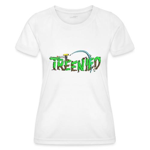 Treenied - Funktions-T-shirt dam