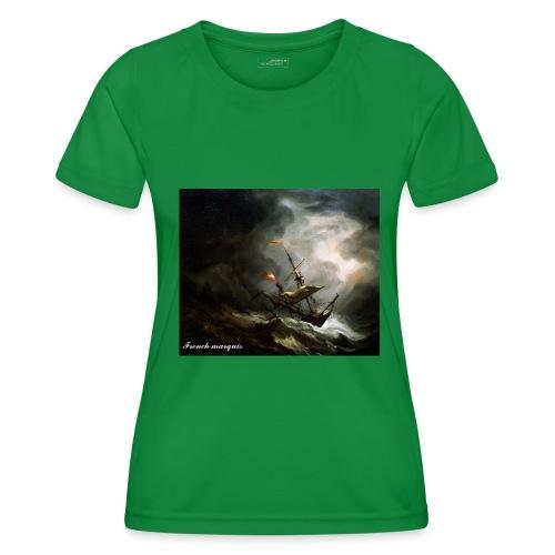 T-shirt French marquis Storm - T-shirt sport Femme