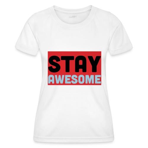 425AEEFD 7DFC 4027 B818 49FD9A7CE93D - Women's Functional T-Shirt