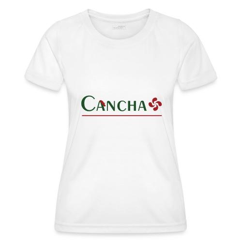Cancha - T-shirt sport Femme