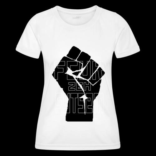 fcuk zeh sytsem - Functioneel T-shirt voor vrouwen
