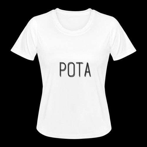 pota2 - Maglietta sportiva per donna