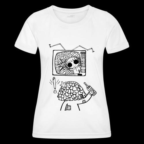 dehidre 1 - Camiseta funcional para mujeres