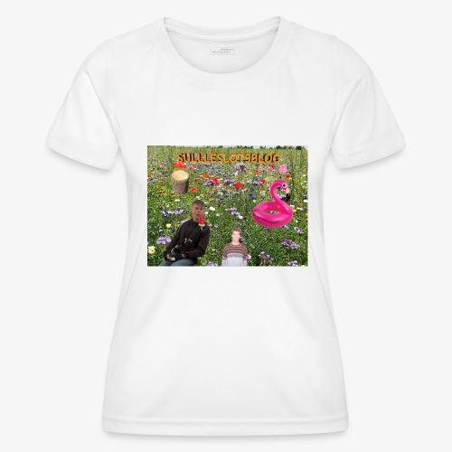 Sulleslotsblog - Funktionsshirt til damer