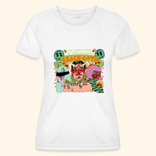 beach goth 2016 - T-shirt sport Femme