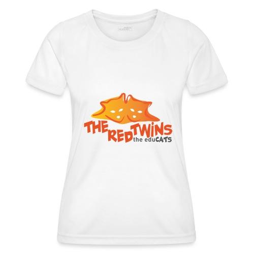 TRT Logo - Maglietta sportiva per donna