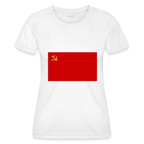 Eipä kestä - Naisten tekninen t-paita