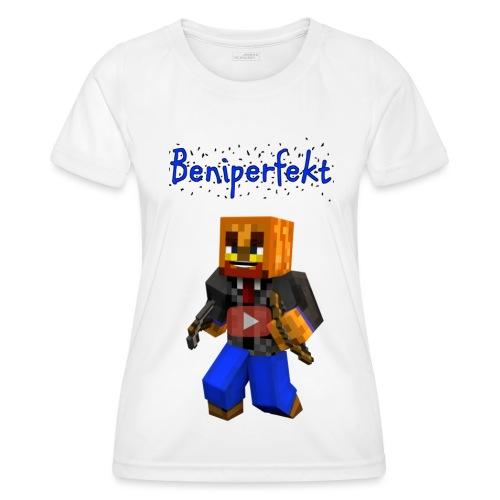 Beniperfekt T-Shirt für Männer - Frauen Funktions-T-Shirt