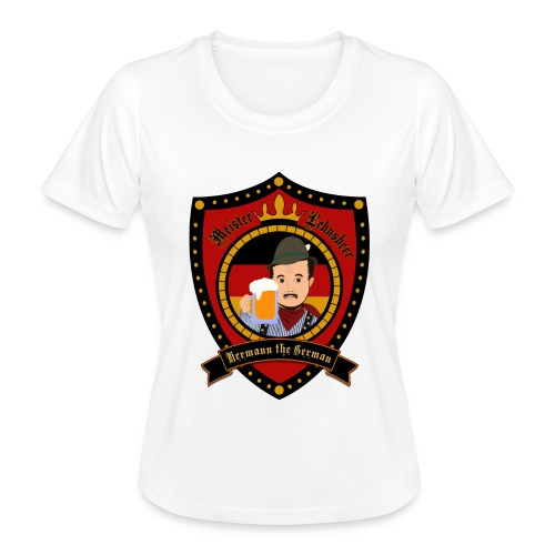 Hermann the German - Women's Functional T-Shirt