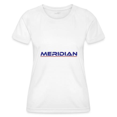 Meridian - Maglietta sportiva per donna