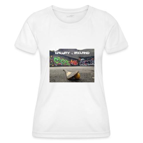 GALWAY IRELAND BARNA - Women's Functional T-Shirt