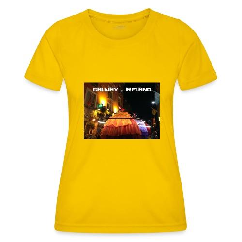 GALWAY IRELAND MACNAS - Women's Functional T-Shirt