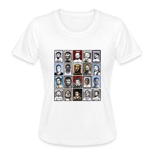 ACEO - Maglietta sportiva per donna