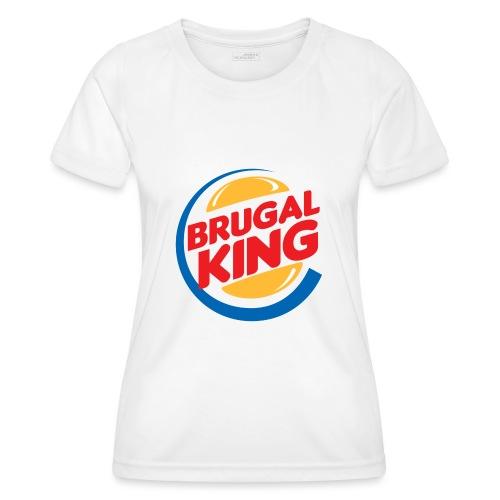 Brugal King - Camiseta funcional para mujeres