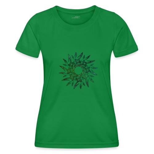 Tribale - Maglietta sportiva per donna
