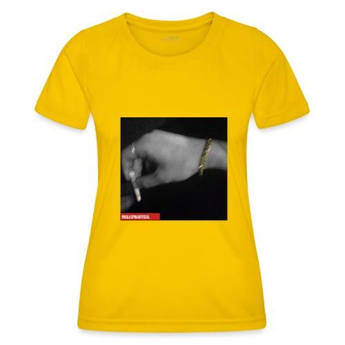 Malaspina   Classic Smoke - Maglietta sportiva per donna