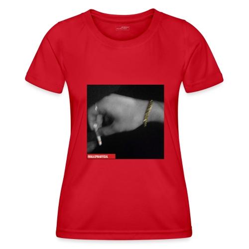 Malaspina | Classic Smoke - Maglietta sportiva per donna