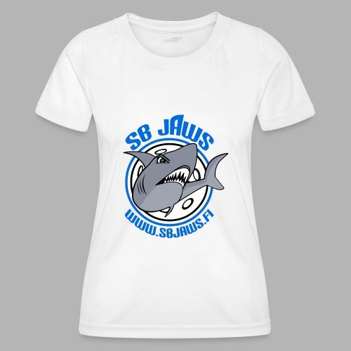 SB JAWS - Naisten tekninen t-paita