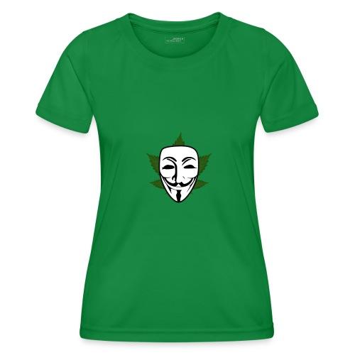 Anonymous - Functioneel T-shirt voor vrouwen