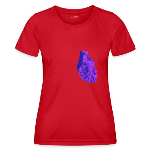 Neverland Heart - Women's Functional T-Shirt