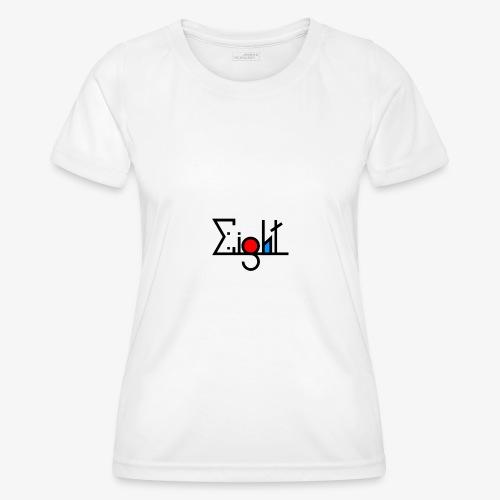 EIGHT LOGO - T-shirt sport Femme
